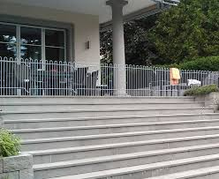 gitter treppe mobile gitter aus metall