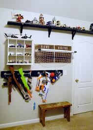 nerf bedroom she s crafty boys room lego storage and display ideas