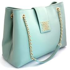 light green color buy online handbags elegant light green color leather women