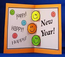 Card Making For Children - new year greeting card designs for kids u2013 happy holidays