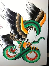 Mexican Flag Tattoos Eagle And Serpent Misfitsandheroes