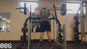 the secret to squat bench u0026 overhead press 006 youtube