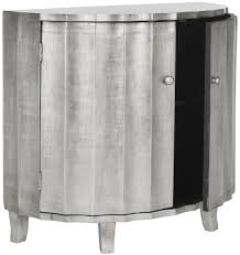 Silver Leaf Bedroom Furniture by Amh1516a Chests Furniture By Safavieh