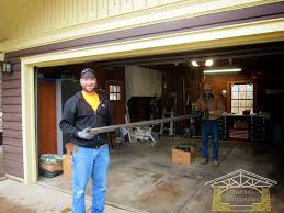 Kansas City Garage Door by Yours In 670 Overhead Garage Door Returns Home