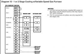 american standard thermostat wiring diagram with regard to