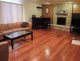 Exotic Laminate Flooring Traditional Living Premium Laminate Flooring Natural Brazilian Cherry