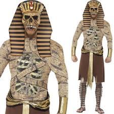 mummy costume pharaoh mummy costume mens fancy dress