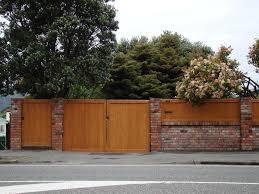 brick fences pictures with brick fences pictures elegant black