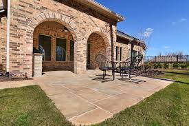concrete patio cost houston home outdoor decoration