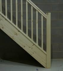 additional landing balustrade parts for your new staircase