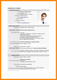 updated resume formats 14 best of updated resume format resume sle template and