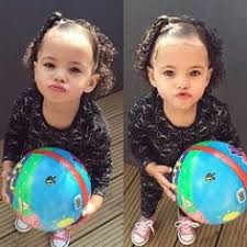 hair dos for biracial children curly hairdo ideas baby hairstyle ideas how to style toddler