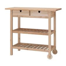 FÖRHÖJA Kitchen Cart IKEA - Kitchen cart table