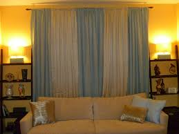how many curtain panels for large window large windows treatment
