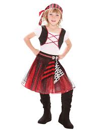 disfraces halloween party city girls pirate caribbean princess fancy dress party costume child
