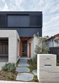 The  Best Modern Brick House Ideas On Pinterest Modern - New brick home designs