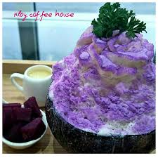 cuisine en violet ต อนร บช วงเวลาแห งความส ข ตลาดน ดมะล เล ยบด วนเม องทอง