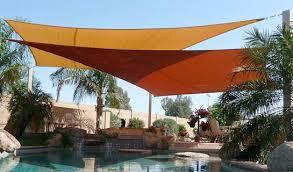 Backyard Shade Ideas Pool Patio Shade Ideas Design And Ideas