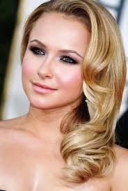 side swoop hairstyles side swept curls 7 fabulous hairstyles for school