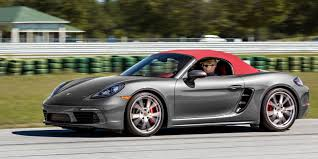 Porsche Boxster Base - when is a porsche not really a porsche