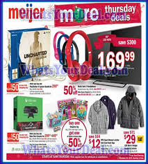best black friday deals meijer thanksgiving day sale ad scan for meijer 11 26 u2013 grocery coupons wyd