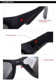 oulaiou unisex uv400 sunglasses explosion proof cycling riding