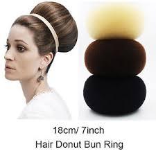 donut bun hair large 18cm 7 magic doughnut bun hair updo styler summer