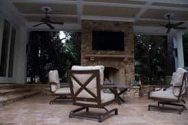 Pinterest Outdoor Rooms - outdoor fireplace with tv mount fireplaces and firepits