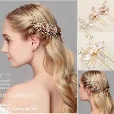 bridesmaid hair accessories wedding bridal hair pins comb bridesmaid hair