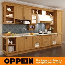 solid wood kitchen cabinets wholesale item oak solid wood wholesale modular kitchen cabinetry op15 s07