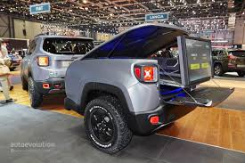 jeep matte grey 2015 jeep renegade gets the hard steel treatment in time for