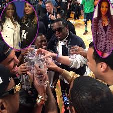 round up celebs have a ball at the 2014 nba all star game u0026 after