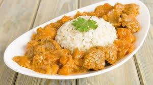 cuisine recette poulet poulet au curry cuisine ta mère