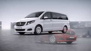 mercedes benz v rise class youtube