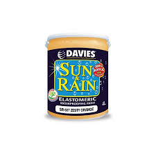 davies sun u0026 rain elastomeric paint by davies cw home depot