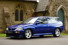 ford escort 2 0 cosworth luxury