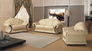 Discount Leather Sofa Set Barocco Leather Sofa Sofas