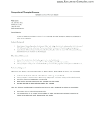 sample respiratory therapist resume licensed massage therapist