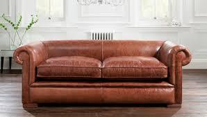 Small Brown Leather Corner Sofa Leather Corner Sofa Bed Enchanting Leather Sofa Bed Home Design