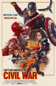 dammaged goods summer cinema captain america civil war