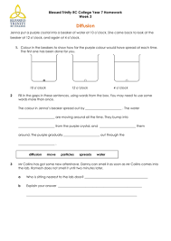 diffusion homework by stargazerchick teaching resources tes