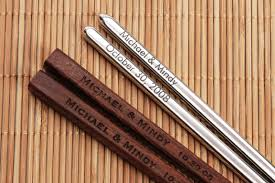 personalized chopsticks customized chopsticks personalized custom engraved chopsticks