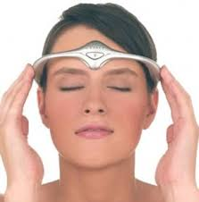 headband across forehead could this trek headband help banish migraines daily