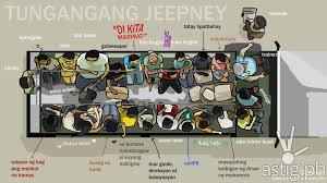 Viral Which Jeepney Passenger Are You Astig Ph
