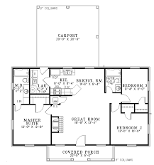 country style house plan 3 beds 2 baths 1100 sq ft plan 17 2773