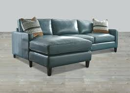 Sleeper Sofa Small Spaces Chaise 2 Piece Sectional W Sleeper Sofa Chaise Charcoal Leather