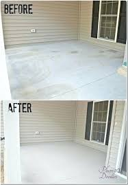 painting patio floor u2013 novic me