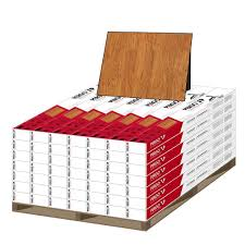 Laminate Flooring Spacers Bq by Pergo Xp Kingston Cherry 10 Mm Thick X 4 7 8 In Wide X 47 7 8 In