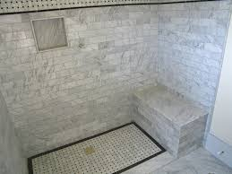 marble shower home design
