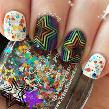 19 ways to do star nail art nail it